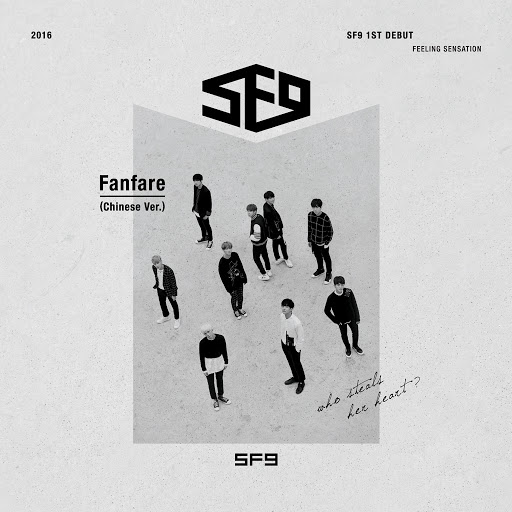 SF9: SF9 1st Debut Single Album [Feeling Sensation] Chinese Version - Music on Google Play