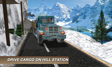 Off Road Truck – Hill Station 1.1 screenshot 1655902