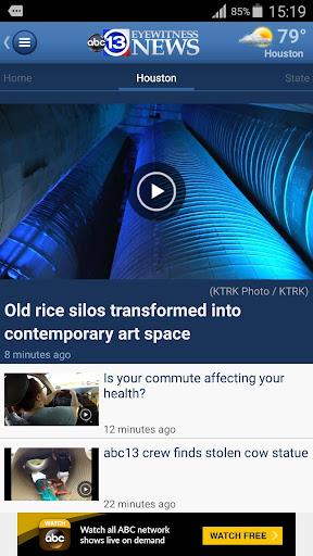 ABC13 Houston Screenshot
