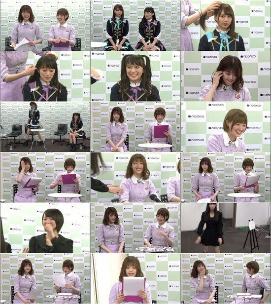 (Web)(480p) 生のアイドルが好き (NicoNico) 170528