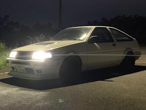 スプリンタートレノ AE86 GT-V のカスタム事例画像 Garage1003さんの2019年06月19日20:28の投稿