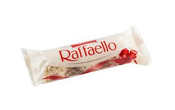 CHOCOLATE RAFFAELLO   CRUJIENTE X3UND.