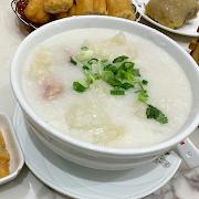 32. Chicken and Fish Maw Congee 魚肚雞球粥