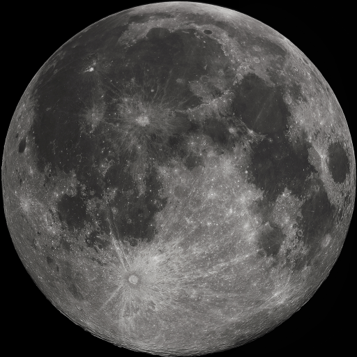 Giant Moon AR