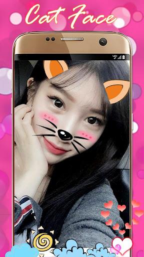 Cat Face Camera Editor 6.1 screenshots 4