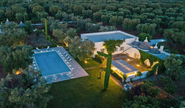 Maison avec piscine et jardin Ostuni