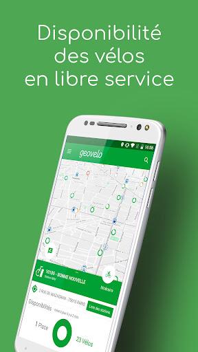 Geovelo screenshot 8