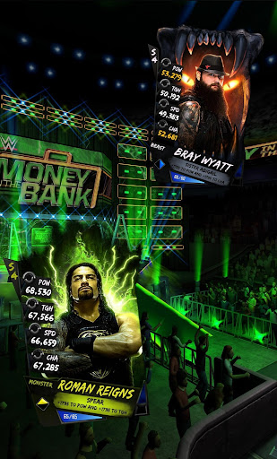 WWE SuperCard – Multiplayer Card Battle Game screenshot 8