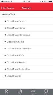 Globaltrack - náhled