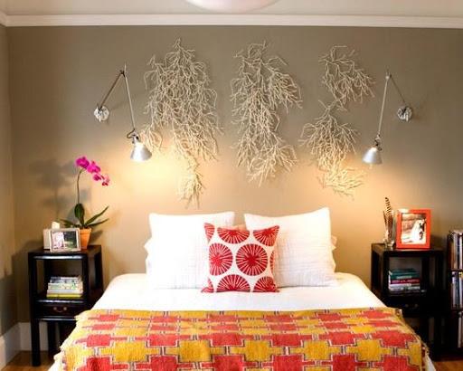 壁の装飾のアイデア