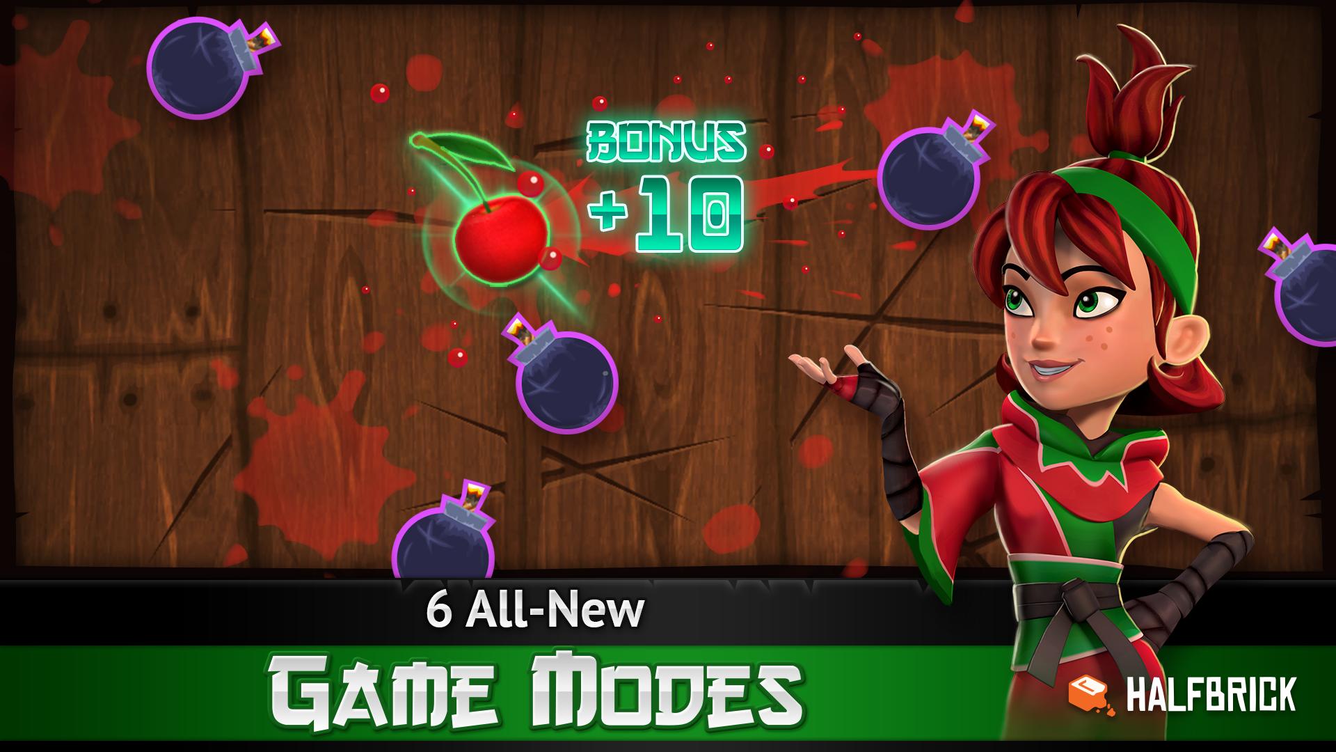 Fruit Ninja screenshot #8