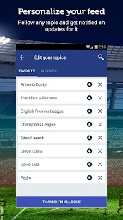 Chelsea News - Sportfusion - náhled