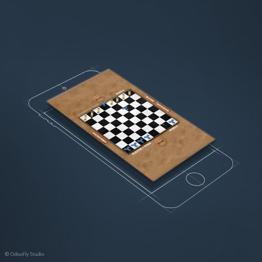 Fidget Spinner Checkers - στιγμιότυπο οθόνης