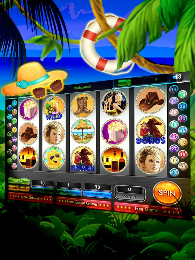 California slots casinos