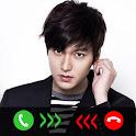 Lee Min Ho Call You - Fake Video Call icon