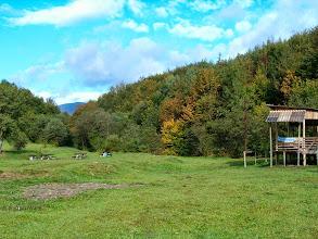 Photo: Tábořiště nad Novou Sedlicou