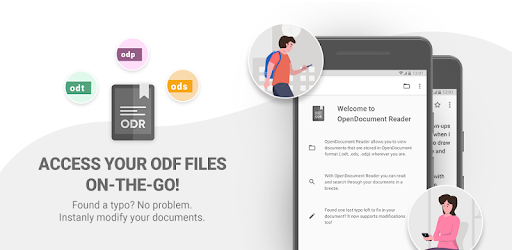 OpenDocument Reader - for LibreOffice documents - Apps on