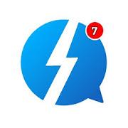 Là àpplication Messenger Messaging Video Messages
