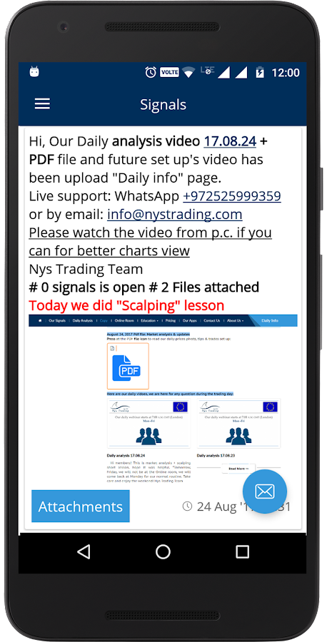Nys Trading- screenshot