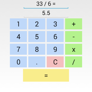 Round Calculator - náhled