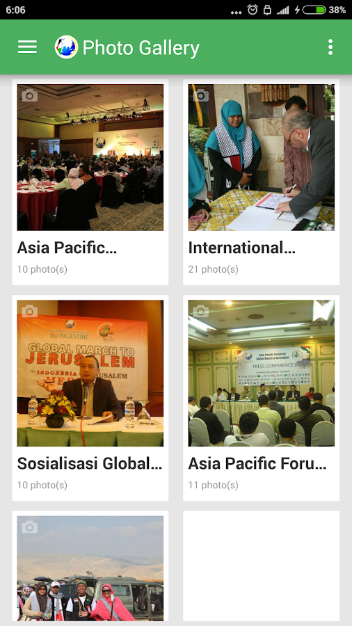 ASPAC Palestine- screenshot