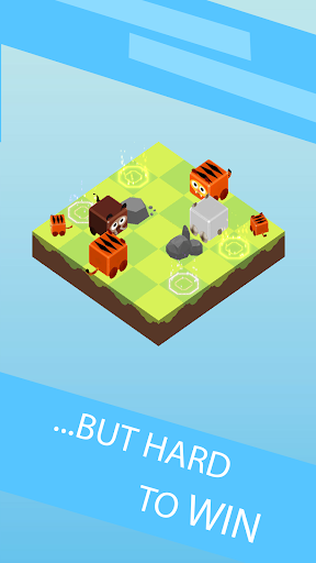 Kubi World Animal Pusher screenshot 5