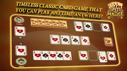 Spite and Malice - Skip Bo Free Wild Card Game apkmr screenshots 2