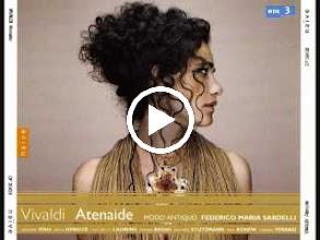 Video: Romina Basso - Nel profondo cieco cieco orrore - Atenaide - Vivaldi -