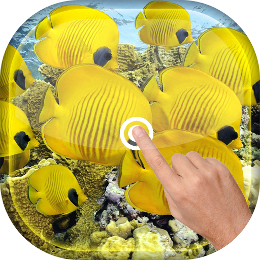 Magic Wave - Ocean Fish