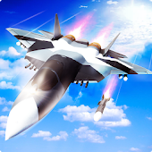 Airplane Pilot Shooter - Flight Sim