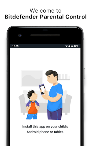bitdefender parental control screenshot 1