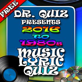 Chart Music Lyrics Quiz