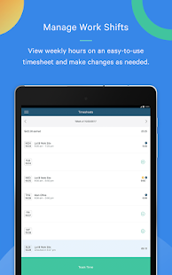 Boomr - Employee Time Clock- screenshot thumbnail
