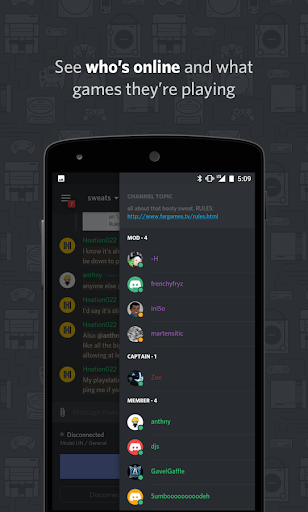 Discord - Chat for Gamers 6.1.0 screenshots 4