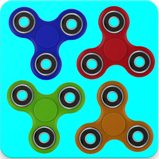 Learn Colors With Hand Spinner