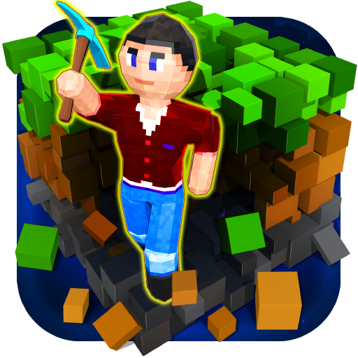 AdventureCraft: 3D Block Building & Survival Craft
