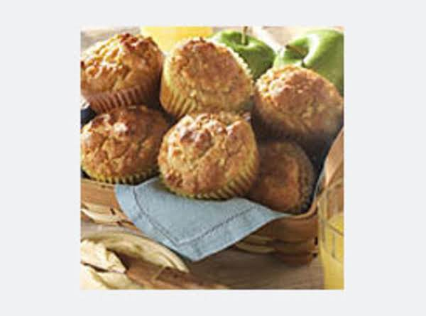 Apples Apples Everywhere Apples Cinnamon Muffins Recipe