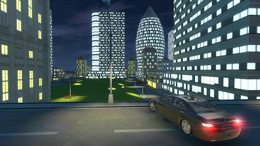 Benz S600 Drift Simulator 1.2 screenshots 8
