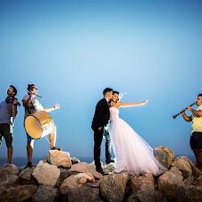 Wedding photographer Kostis Karanikolas (photogramma). Photo of 20.12.2018