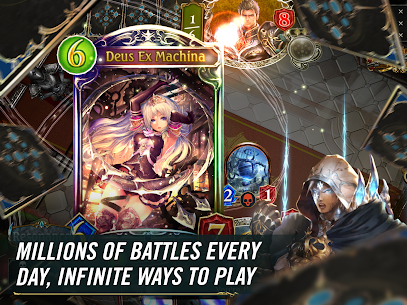 Shadowverse CCG MOD (Instant Win) 10