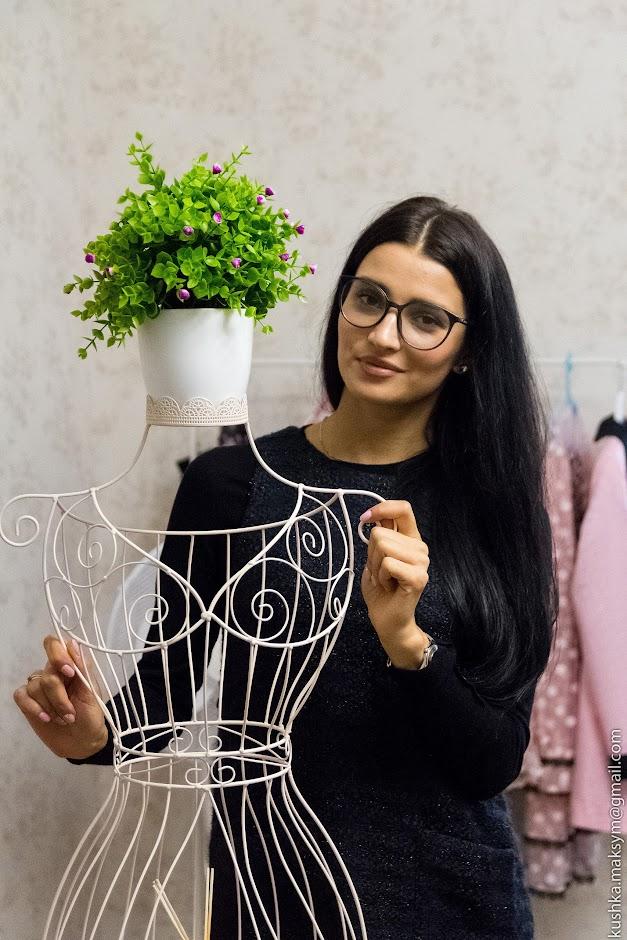 Чарівна дебютантка: молода дизайнерка Олена Сич продемонструє колекцію «Я закохана…»