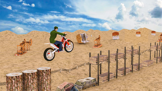 Stunt Bike Racing Game Tricks Master  🏁 App Download For Android 3