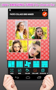 Photo Collage Grid Maker - náhled