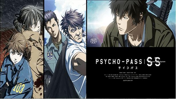 PSYCHO-PASS サイコパス Sinners of the System|全話映画無料動画まとめ