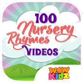 100 Videos Kids Nursery Rhymes