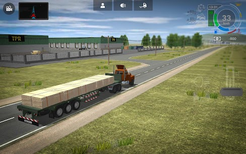 Grand Truck Simulator 2 Mod Apk v1.0.27e OBB/Data for Android. 3