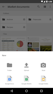 Google Drive- screenshot thumbnail