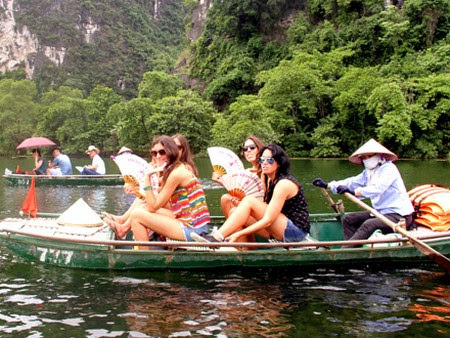 Khu du lịch Tràng An qua cảm nhận của du khách
