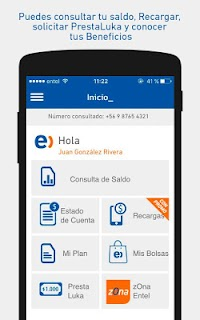 Entel screenshot 00
