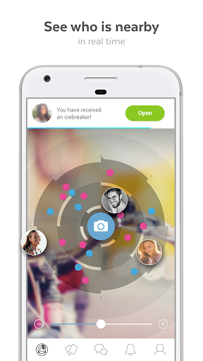 LOVOO - Free Dating Chat screenshot 4
